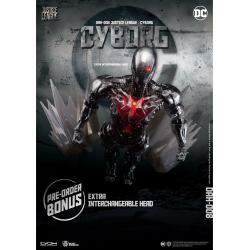 la liga de la justicia Figura Dynamic 8ction Heroes 1/9 Cyborg 21 cm