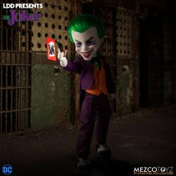 DC Universe LDD Presents Doll Joker 25 cm