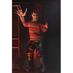 La Nueva Pesadilla de Wes Craven Figura Retro Freddy Krueger 20 cm