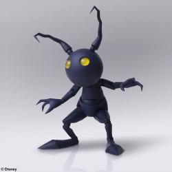 Kingdom Hearts III Bring Arts Set de 2 Figuras Shadow 10 cm