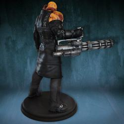 Resident Evil Estatua 1/4 Nemesis 76 cm