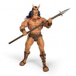 Conan the Barbarian Deluxe Action Figure Conan (Comic Book) 18 cm