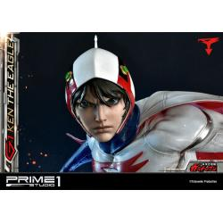 Science Ninja Team Gatchaman Statue 1/4 G-1 Ken the Eagle 73 cm