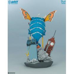Unruly Kaiju Series Estatua PVC Invasion of BeheMOTH! 20 cm