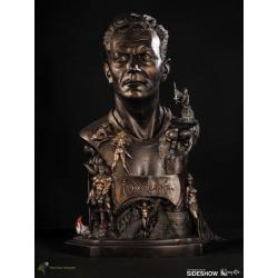 Frank Frazetta Bust Frank Frazetta Tribute 48 cm