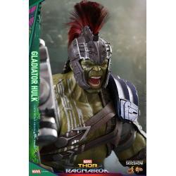 Thor Ragnarok Figura Movie Masterpiece 1/6 Gladiator Hulk 42 cm