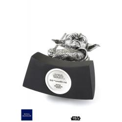 Star Wars Pewter Collectible Statue Yoda 12 cm