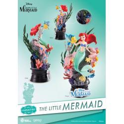 La Sirenita Diorama PVC D-Select 15 cm