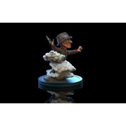 Nightmare on Elm Street Q-Fig Figure Freddy Krueger 10 cm