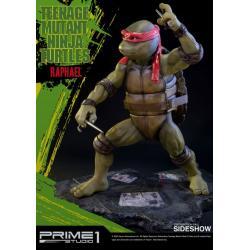 Tortugas Ninja 1990 Estatua Raphael 48 cm