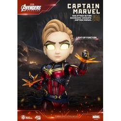 Vengadores Endgame Egg Attack Figura Captain Marvel 17 cm