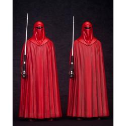 Star Wars Pack 3 Estatuas ARTFX 1/10 Emperador Palpatine & la guardia real 18 cm