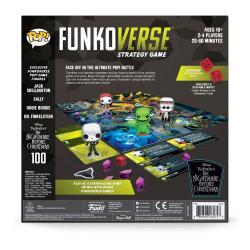 Pesadilla antes de Navidad Funkoverse Juego de Mesa Pack Base *Edición INGLÉS*