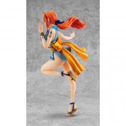 One Piece P.O.P PVC Statue Warriors Alliance Nami 22 cm