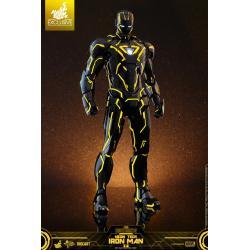 IRON MAN 2 NEON TECH IRON MAN 2.0 MARK IV 1/6 DIECAST