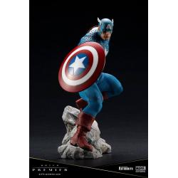 Marvel Universe ARTFX Premier Estatua PVC 1/10 Captain America 18 cm