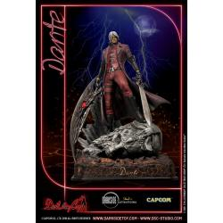 DANTE DEVIL MAY CRY 1 PREMIUM STATUE BY DARKSIDE COLLECTIBLES STUDIO