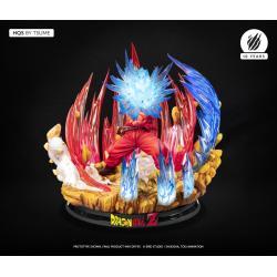 Goku Kaio-ken  + Vegeta HQS Tsume  DRAGON BALL Z
