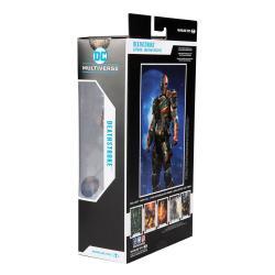 DC Gaming Figura Arkham Origins Deathstroke 18 cm