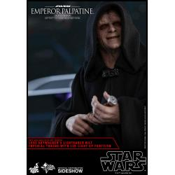 Emperor Palpatine (Deluxe Version) Episode VI: Return of the Jedi - Movie Masterpiece Series