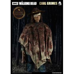 The Walking Dead Figura 1/6 Carl Grimes Deluxe Version 29 cm