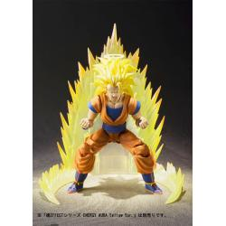 SON GOKU SUPER SAIYAN 3 FIGURA 15.5 CM DRAGON BALL Z S.H. FIGUARTS
