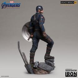 Avengers: Endgame Legacy Replica Statue 1/4 Captain America Deluxe Version 59 cm