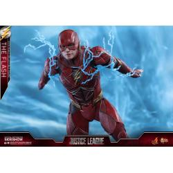 FLASH EZRA MILLER 1/6TH SCALE COLLECTIBLE FIGURE