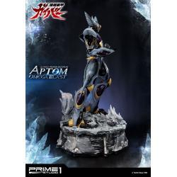 Guyver The Bioboosted Armor Estatua 1/4 Aptom Omega Blast 84 cm