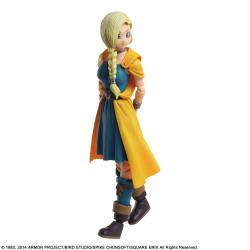 Dragon Quest V The Hand of the Heavenly Bride Figura Bring Arts Bianca 13 cm