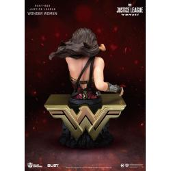 Justice League PVC Bust Wonder Woman 15 cm