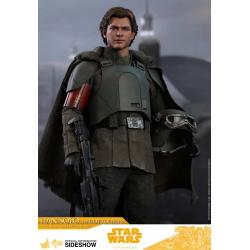 Han Solo (Mudtrooper) Sixth Scale Figure by Hot Toys Solo: A Star Wars Story - Movie Masterpiece Series