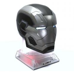 Captain America Civil War Altavoz Bluetooth 1/1 Casco de War Machine Mark III 26 cm