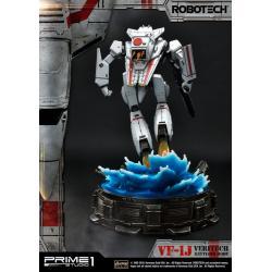 Robotech Estatua VF-1J Officer\'s Veritech Battloid Mode 52 cm