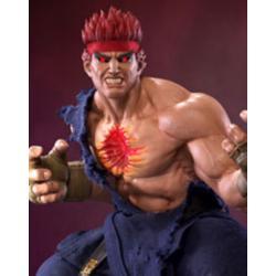 Street Fighter IV Estatua 1/4 Evil Ryu 42 cm