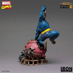 Marvel Comics Estatua 1/10 BDS Art Scale Beast 27 cm