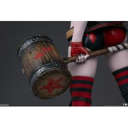 Harley Quinn: Hell on Wheels Premium Format™ Figure by Sideshow Collectibles