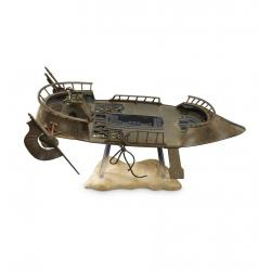 Star Wars Episode VI Vintage Collection Vehicle Jabba\'s Tatooine Skiff Exclusive