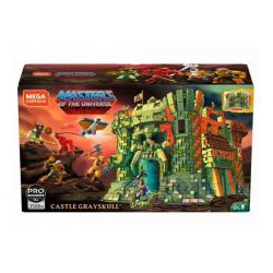 Masters of the Universe Mega Construx Probuilder Construction Set Castle Grayskull