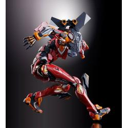 Neon Genesis Evangelion Metal Build Action Figure EVA-02 Production Model 22 cm