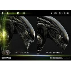 Alien Museum Art Statue / Wall Art Alien Big Chap Action Deluxe Version 88 cm