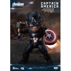 Avengers: Endgame Egg Attack Action Figure Captain America 17 cm