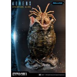 Aliens #101 Estatua 1/4 Scorpion Alien Deluxe Ver. 99 cm