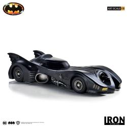 Batman (1989) Art Scale Statue 1/10 Batmobile 70 cm