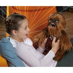 Chewbacca ULTIMATE CO-PILOT CHEWIE PELUCHE CON SONIDO 30 CM STAR WARS