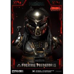Predator 2018 Busto 1/1 Fugitive Predator Deluxe Ver. 76 cm