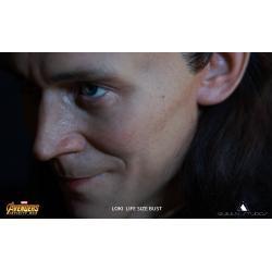 Bust of Queen Loki Studios Life Size