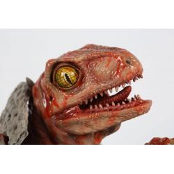 Jurassic Park Estatua 1/1 Raptor Hatchling 28 cm