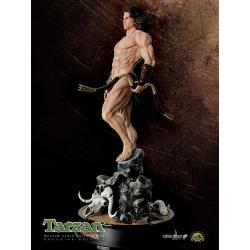 Tarzan Statue 1/10 Exclusive Edition 23 cm