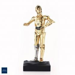Star Wars Pewter Collectible Statue C-3PO Limited Edition 23 cm